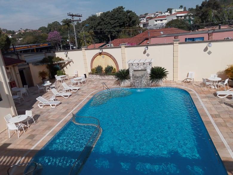Tranquilidade e excelência de atendimento no Hotel Portal das Águas