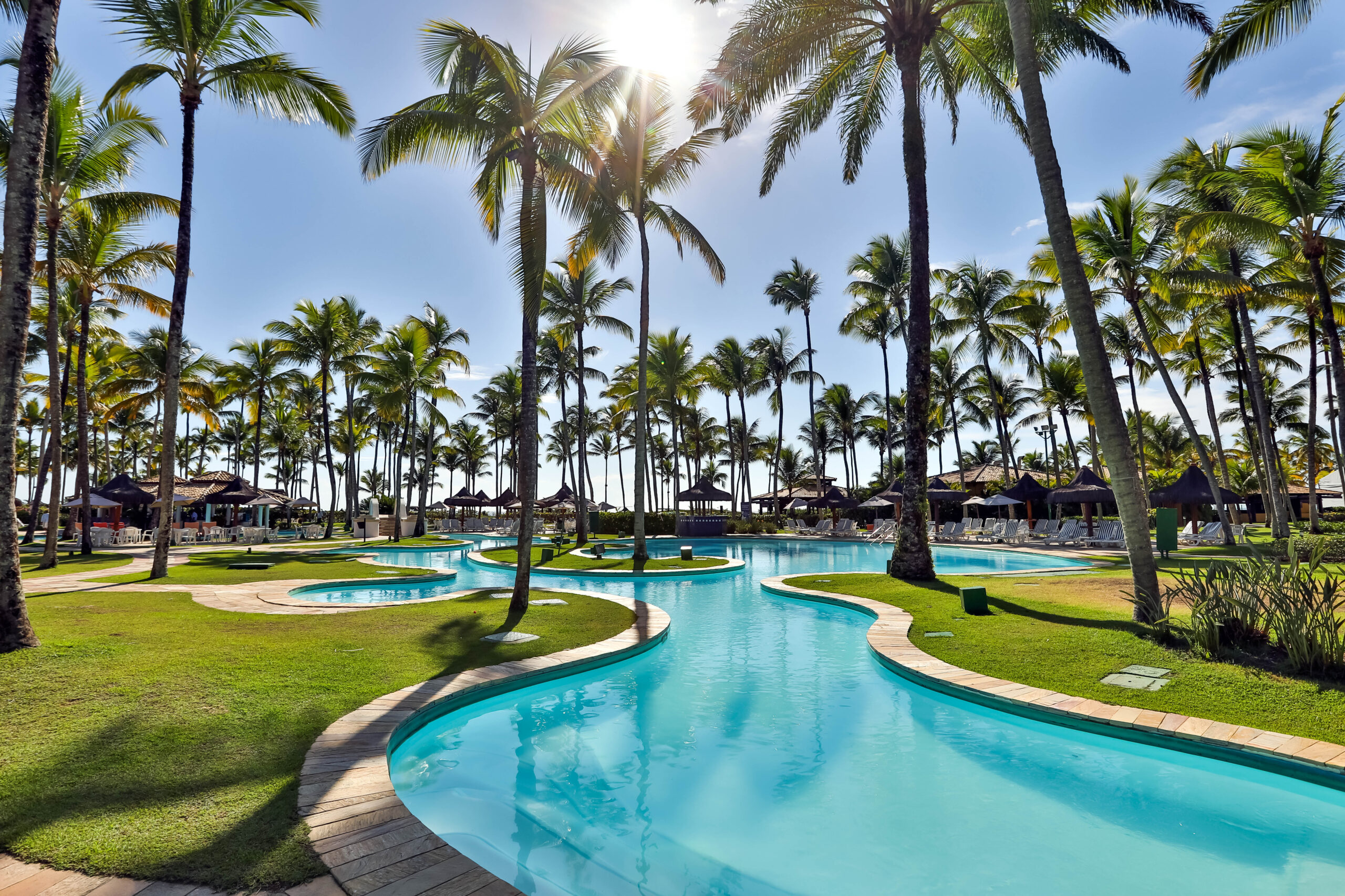Transamerica Resort Comandatuba, na Bahia, terá dois voos semanais em setembro