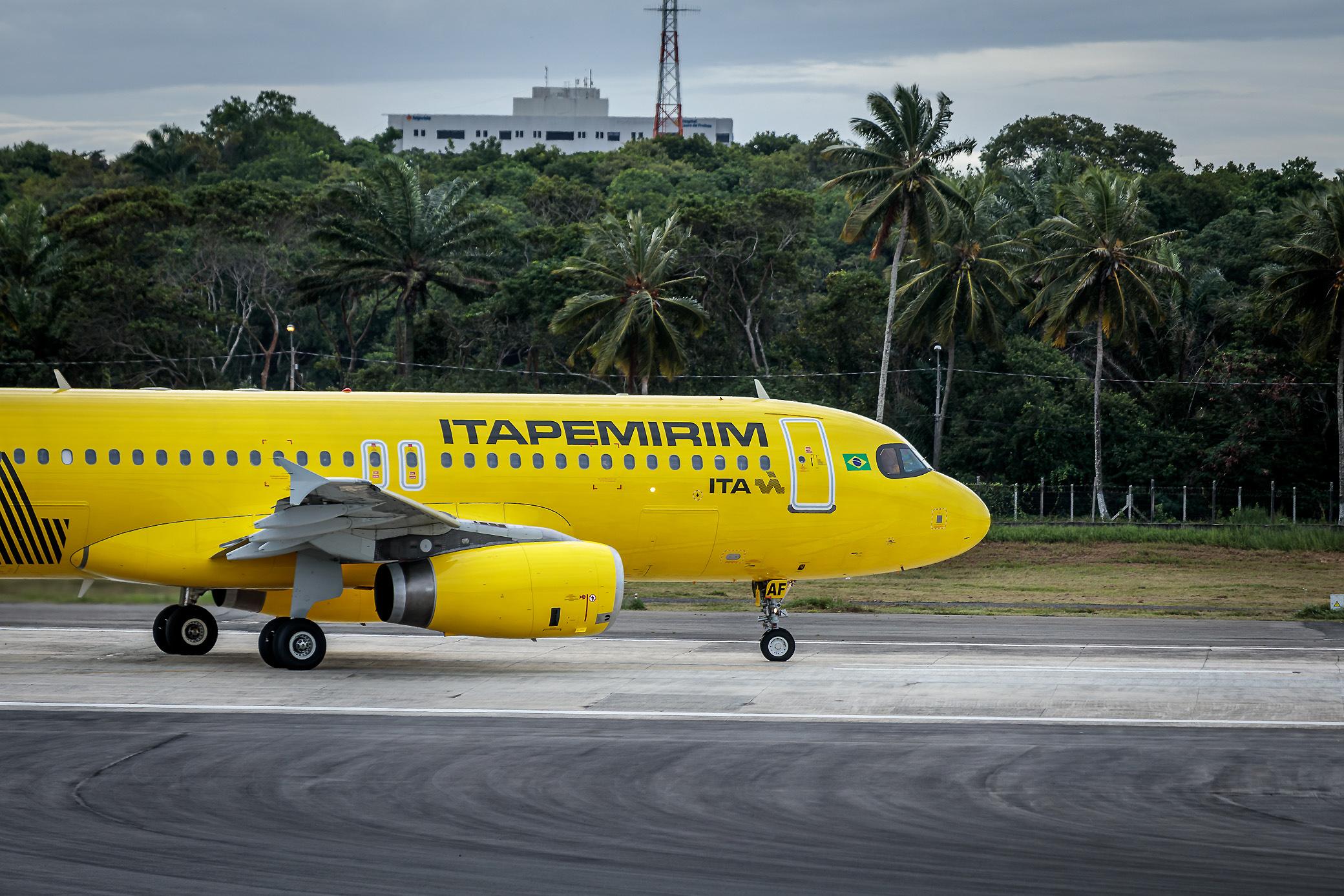 Salvador Bahia Airport recebe mais dois destinos da ITA
