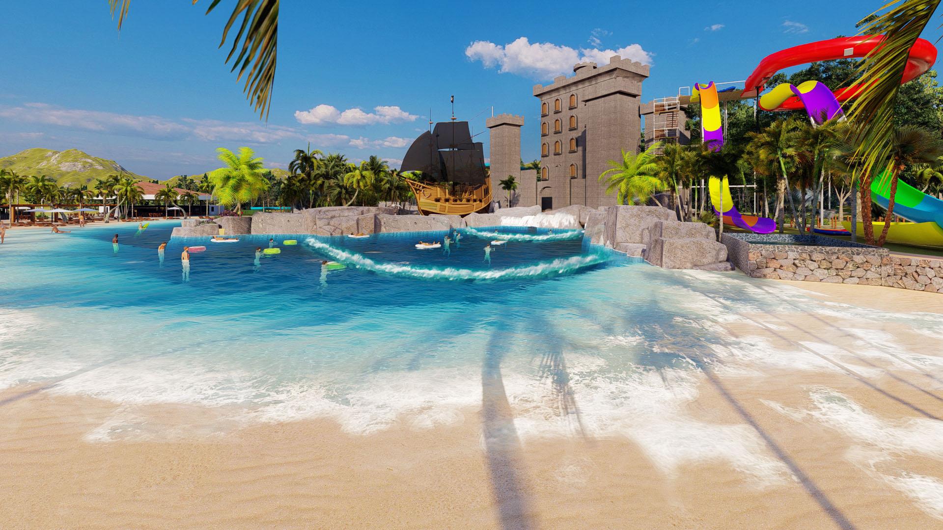 Aquabeat, novo parque aquático de MG, investe em preservação ambiental