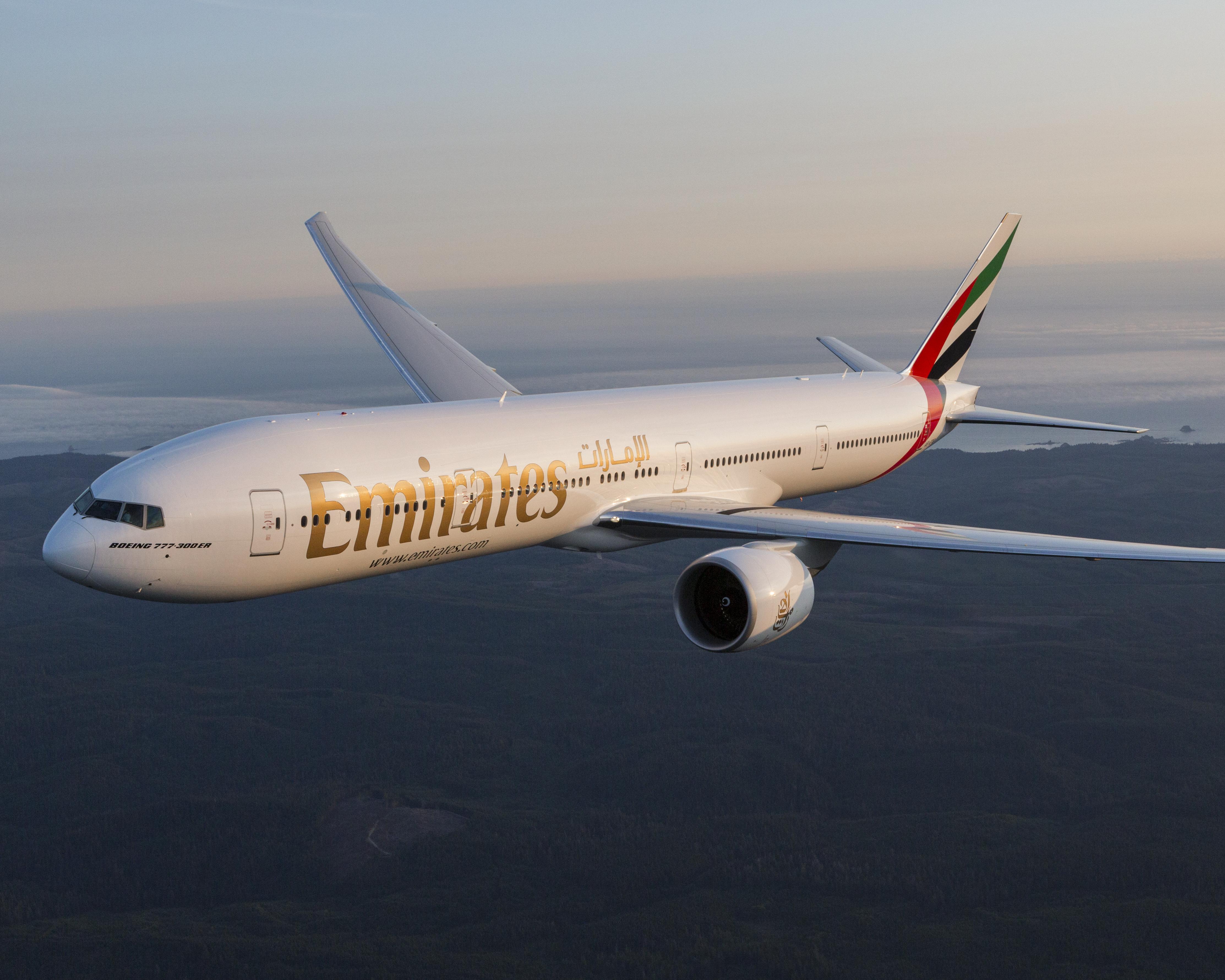 Emirates oferece estadia gratuita em Dubai