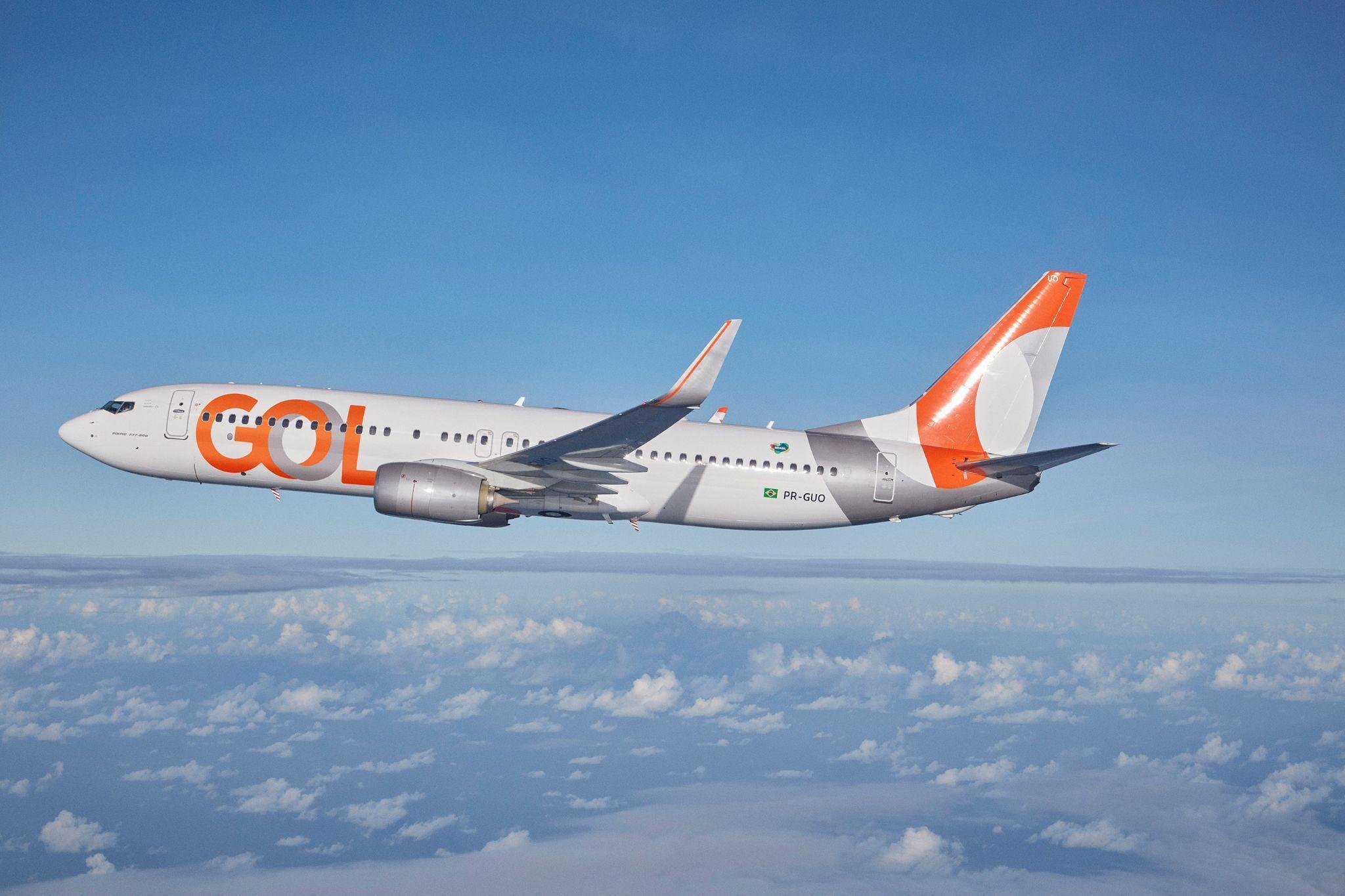 GOL volta a voar para Montevidéu em novembro