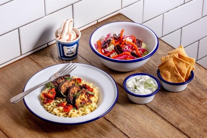 Em setembro, voos da Delta oferecem pratos dos melhores restaurantes dos EUA