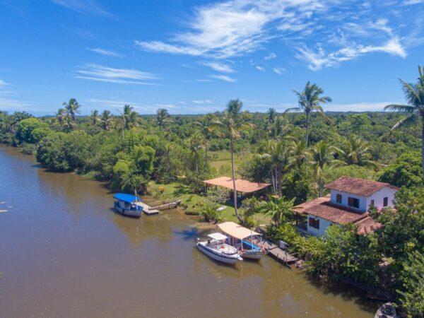 Passeio do Rio Buranhém: um roteiro de águas tranquilas e gastronomia